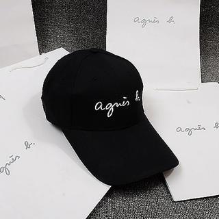 アニエスベー(agnes b.)のagnes b.アニエスベーオム アニエス•ベー キャップ帽子(キャップ)