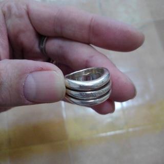 ピンキー&ダイアン シルバー925リング(リング(指輪))