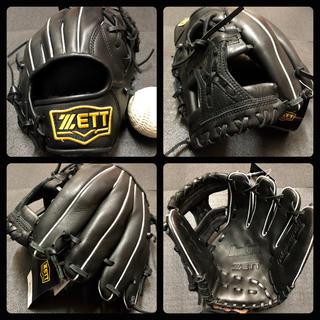 ゼット(ZETT)の◆未使用品 迅速発送◆ ZETT 一般 軟式 グローブ 新品 ボール付 迅速発送(グローブ)