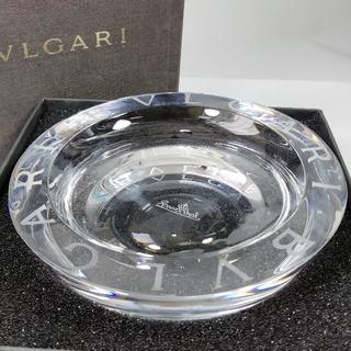 ブルガリ(BVLGARI)の未使用 ブルガリ ローゼンタール クリスタル 灰皿 TH47(灰皿)