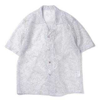 sulvam19SS レース 半袖シャツ(シャツ)
