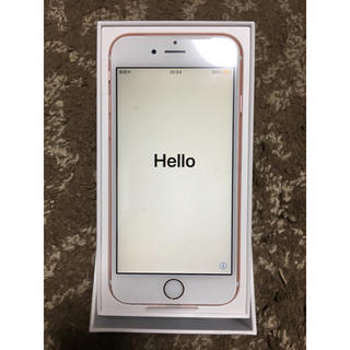 アイフォーン(iPhone)のiphone6s  新品未使用(スマートフォン本体)