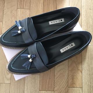 ダイアナ(DIANA)のDIANA ダイアナ タッセルローファー(ローファー/革靴)