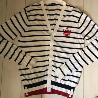 ティーエムティー(TMT)のTMT classic 薄手カーディガン おまけでTMTのシャツ(カーディガン)