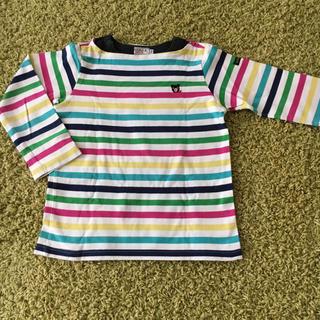 ダブルビー(DOUBLE.B)のミキハウス ダブルB 長袖 Tシャツ 110センチ(Tシャツ/カットソー)