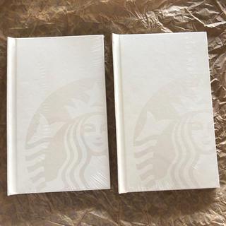 スターバックスコーヒー(Starbucks Coffee)の韓国限定 カードファイル 2冊セット カードケース(ファイル/バインダー)