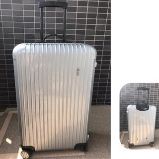 リモワ(RIMOWA)のRIMOWA リモワ スーツケース SALSA サルサ 4輪 シルバー(トラベルバッグ/スーツケース)