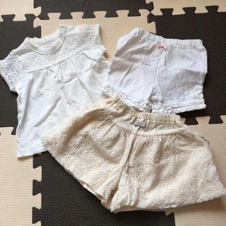 シマムラ(しまむら)の女の子服 まとめ売り(Tシャツ)