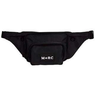 オフホワイト(OFF-WHITE)の新品 M+RC NOIR マルシェノア belt bag black(ウエストポーチ)