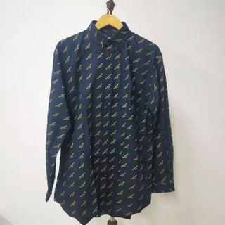 バレンシアガ(Balenciaga)のBALENCIAGA オーバーサイズ シャツ38(シャツ)
