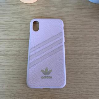 アディダス(adidas)のアイホンX.xsケース(iPhoneケース)
