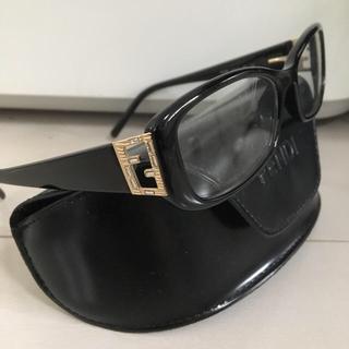 フェンディ(FENDI)のFENDI 伊達メガネ 専用出品です‼︎(その他)