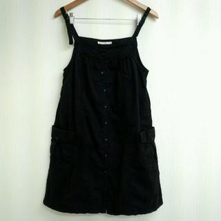 イッカ(ikka)のikka サロペットスカート(サロペット/オーバーオール)