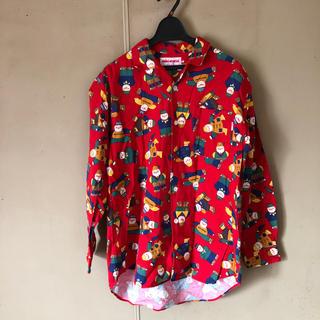 ミキハウス(mikihouse)の❤️ミキハウスメンズシャツ❤️(ポロシャツ)