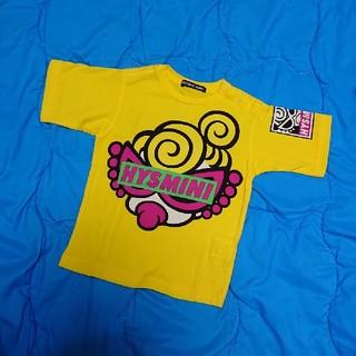 HYSTERIC MINI - GALLERY LA UZコンパクト半袖BIGTシャツ