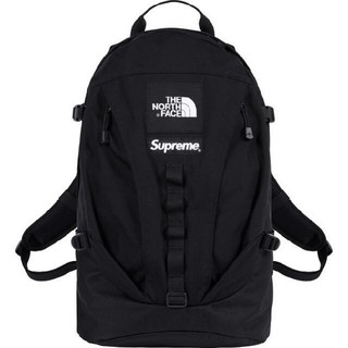supreme the north face バックパック 黒(バッグパック/リュック)