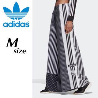 アディダス(adidas)の希少!新品★adidas アディブレイク トラックパンツ 黒 白 Mサイズ(その他)