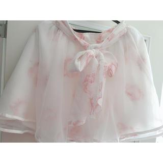 リズリサ(LIZ LISA)のリズリサ チュールスカート(ひざ丈スカート)