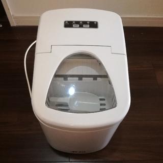 【美品】家庭用製氷機(冷蔵庫)