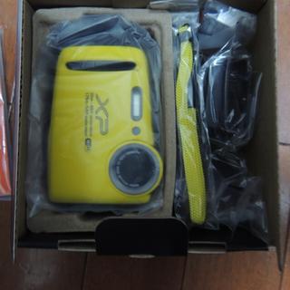 フジフイルム(富士フイルム)のFUJIFILM デジタルカメラ XP130 イエロー 防水 FX-XP130Y(コンパクトデジタルカメラ)