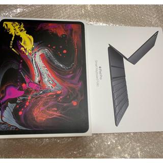 アイパッド(iPad)の【ぷーさま専用】新型iPadPro12.9 256GB + スマートキーボード(タブレット)