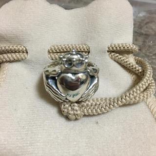オアグローリー(or Glory)のLilac ビッグクラダリング Claddagh Ring(リング(指輪))