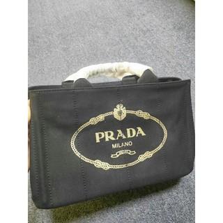 PRADA - 中古PRADA 2642 プラダ ブラック ハンドバッグ