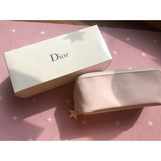 Dior - Dior   ポーチ 未使用