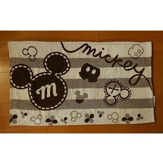 ディズニー(Disney)のミッキー 玄関マット(玄関マット)