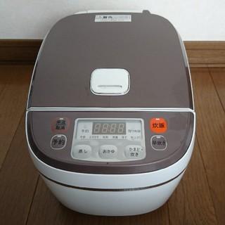 高級土鍋加工炊飯器 6合炊き DT-SH1410-3(炊飯器)