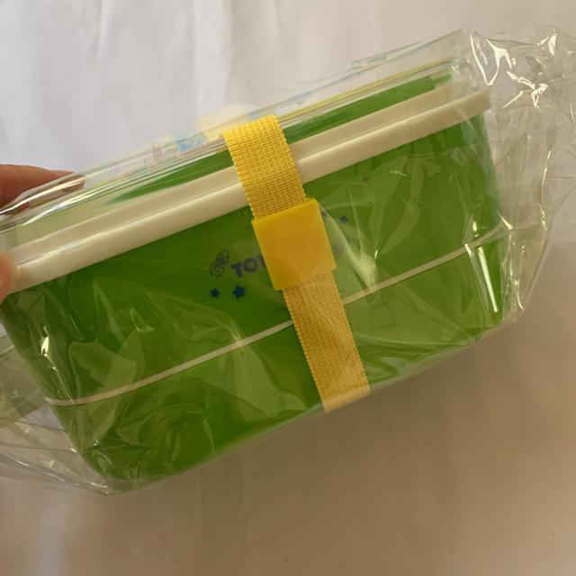 トイ・ストーリー(トイストーリー)のトイストーリー 2段ランチボックス お箸付き インテリア/住まい/日用品のキッチン/食器(弁当用品)の商品写真