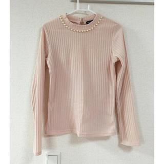 しまむら - ピンク ニット