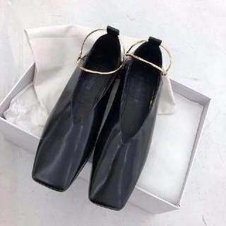 ジルサンダー(Jil Sander)のJIL SANDER ジルサンダー パンプス (ローファー/革靴)