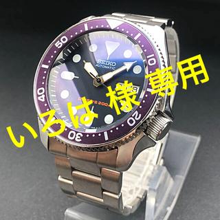 セイコー(SEIKO)のSEIKO SKX009 ネイビーボーイ ⭐️改⭐️ (腕時計(アナログ))