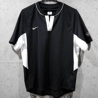 ナイキ(NIKE)の送料無料★NIKE/ナイキ DRY-FIT BLACK ベースボール半袖シャツ★(ウェア)