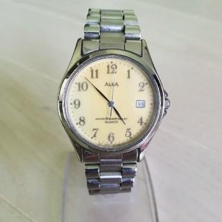 アルバ(ALBA)の【ALBA】メンズ クォーツ時計   (腕時計(アナログ))