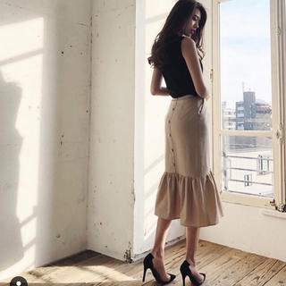 rienda - リエンダ マーメイド スカート