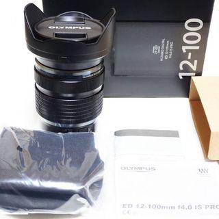 オリンパス(OLYMPUS)の新品級M.ZUIKODIGITALED 12-100mm F4.0 IS Pro(レンズ(ズーム))