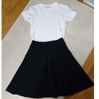 アバハウスドゥヴィネット(Abahouse Devinette)のdevinette スカート(ひざ丈スカート)