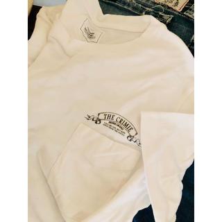 クライミー(CRIMIE)のセルフ サービス ポケT(Tシャツ/カットソー(半袖/袖なし))