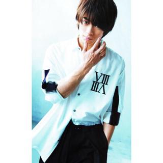 シャリーフ(SHAREEF)の平野紫耀さん着用 シャツ(シャツ)