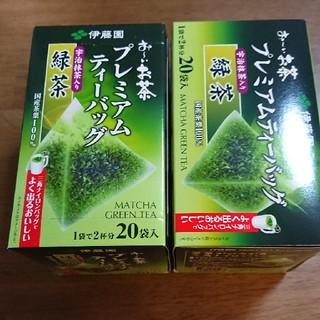 イトウエン(伊藤園)の賞味期限切れ  お茶(茶)