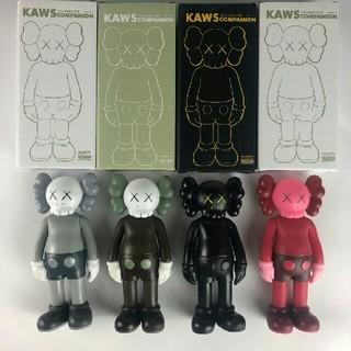 MEDICOM TOY - 【4体セット】KAWS カウズ ベアブリック フィギュア スモール