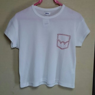 エドウィン(EDWIN)の【新品未着用】EDWIN Tシャツ(120)(Tシャツ/カットソー)