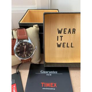 タイメックス(TIMEX)の新品 タイメックス  ウォーターベリー レッドウイング  腕時計 レディース(腕時計)