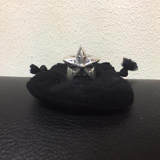 クロムハーツ(Chrome Hearts)のクロムハーツ ラージスターリング(リング(指輪))
