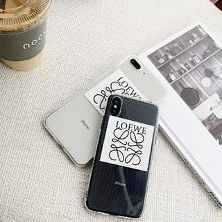 ロエベ(LOEWE)のiPhoneXS MAX ケース LOEWE ロエベ(iPhoneケース)