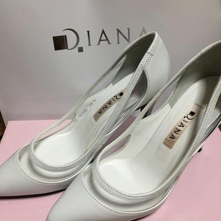 ダイアナ(DIANA)のDIANA パンプス21.5(ハイヒール/パンプス)