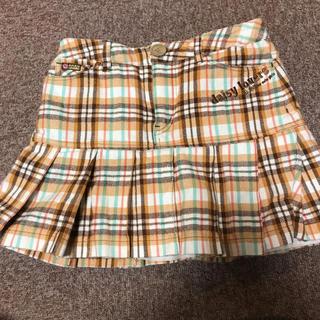 ディジーラバーズ(DAISY LOVERS)のデイジーラバーズ  チェック プリーツ スカート(スカート)