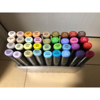 ツゥールズ(TOOLS)のコピック 2000年記念モデル36色セット(カラーペン/コピック)